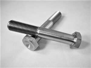 "3/8""-24 x 2-1/4"" Hex Head Bolt"