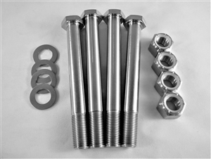 Ford Mustang Bolts & Fasteners | Titanium Bolt Kits & More