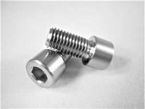"1/4""-28 x 1/2"" Parallel Socket Head Screw"