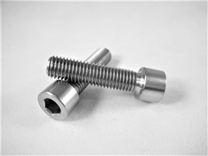 "1/4""-28 x 1"" Parallel Socket Head Screw"