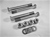 "Mustang (79-04) A-Arm Bolt Kit, 1/2"", All Titanium"