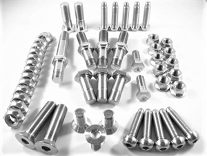 Sprint Car ONS Front End Kit (All-Ti), Hex Head Stud