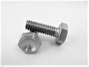 "1/4""-20 x 3/4"" Hex Head Bolt"