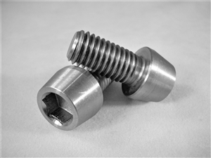 M10-1.5 x 20mm Tapered Socket Head Screw
