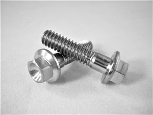 "1/4""-20 x 1"" Ultra-Light Hex-Flange Bolt"