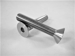 "5/16""-24 x 1-3/4"" Countersunk Socket Screw"