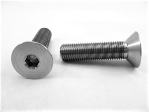 "7/16""-20 x 1-3/4"" Countersunk Socket Screw"