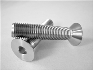 "7/16""-20 x 2"" Countersunk Socket Screw"