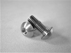 M5-0.8 x 12.5mm Button Head Socket Screw