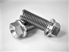 M10-1.25 x 25mm Ultra-Light Hex-Flange Bolt