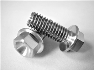 M8-1.25 x 20mm Ultra-Light Hex-Flange Bolt