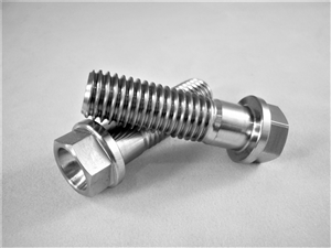 M12-1.75 x 40mm Ultra-Light Hex-Flange Bolt