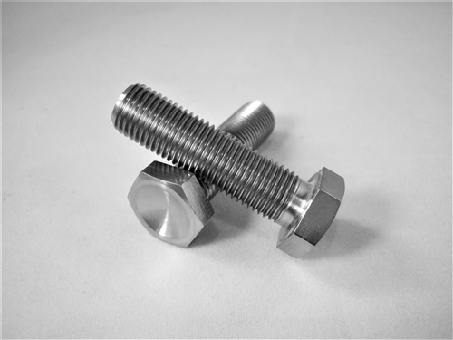 "3/8""-24 x 1-3/8"" Hex Head Bolt"