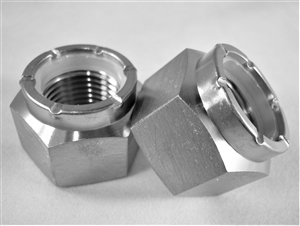 M16-1.5 Pitch Hex Nylon Insert Lock Nut