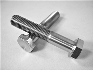 "3/8""-24 x 2"" Hex Head Bolt"