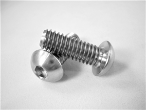 "5/16""-18 x 7/8""  Button-Head Socket Screw"