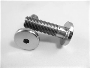 "3/8""-24 x 1-1/4"" Button Head Seat Bolt"