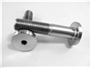"3/8""-24 x 1-3/4"" Button Head Seat Bolt"