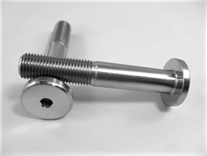 "3/8""-24 x 2-1/4"" Button Head Seat Bolt"