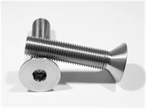 "3/8""-24 x 1-3/4"" Countersunk Socket Screw"