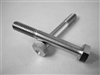 "#10-32 x 1-3/8"" Hex Head Bolt"