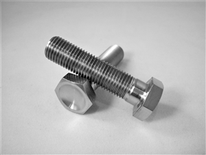 "3/8""-24 x 1-1/2"" Hex Head Bolt"