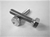 "#10-32 x 7/8"" Hex Head Bolt"