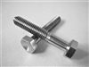 "#10-32 x 1-1/8"" Hex Head Bolt"