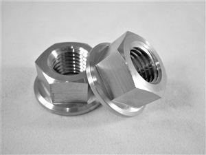 M12-1.5 Hex Flange Nut