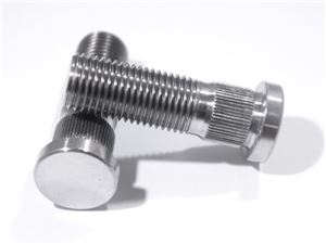 M14-1.5 x 46mm  Knurled Wheel Stud, 88 Porsche Carrera