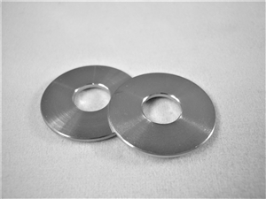 M6 Fender Washer 1mm Thick x 19mm O.D.
