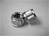 M8-1.25 12 Pt. All Metal Lock Nut