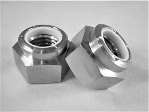 M14-2.0 Hex Nylon Insert Lock Nut