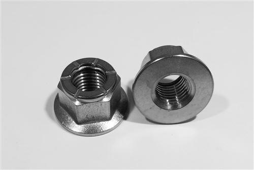 Fine Thread Bolts >> M12-1.5 All Metal Lock Nut