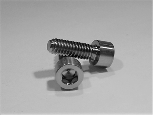 "#8-32 x 1/2"" Parallel Socket Head Screw"
