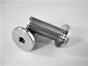 "1/2""-20 x 1-1/4"" Button Head Combo Bolt"