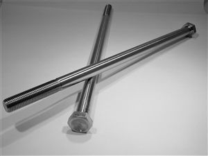 "3/8""-24 x 8-1/4"", Hex Head Bolt"