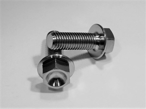 M7-1 x 20mm Ultra-Light Hex-Flange Bolt