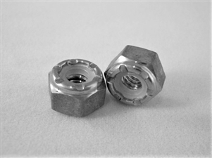 #10-24 Hex Nylon Insert Lock Nut