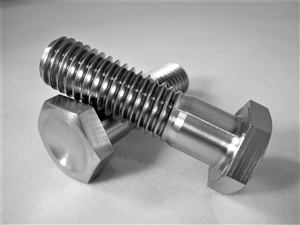 "1/2""-13 x 1-3/4"" Hex Head Bolt"