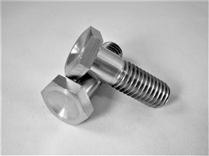 "1/2""-13 x 1-1/2"" Hex Head Bolt"