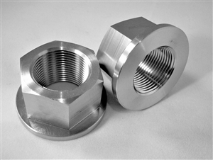 M24-1.5 Hex Flange Nut