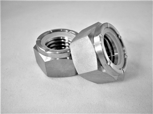 "5/8""-11 Hex Nylon Insert Lock Nut"
