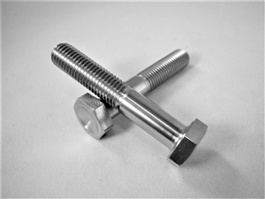 "5/16""-24 x 1-3/4"" Hex Head Bolt, 1"" Thread"