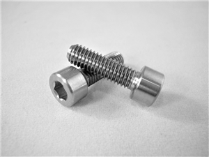 "#10-32 x 5/8"" Parallel Socket Head Screw"