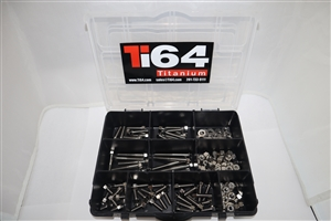M6-1 Titanium Hardware Kit