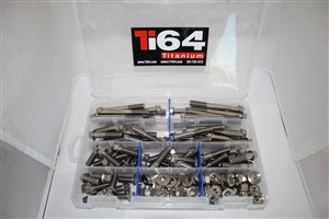 M10-1.5 Titanium Hardware Kit