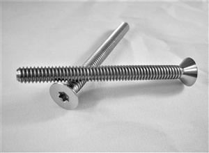 "1/4""-20 x 2-3/4"" Torx Countersunk Screw"