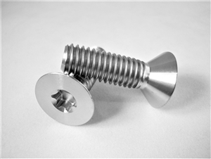 "3/8""-16 x 1-1/4"" Torx Countersunk Screw"